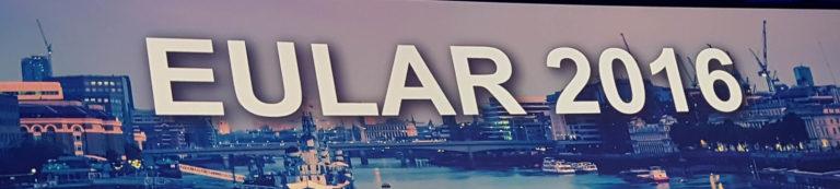 Nytt fra EULAR 2016 London