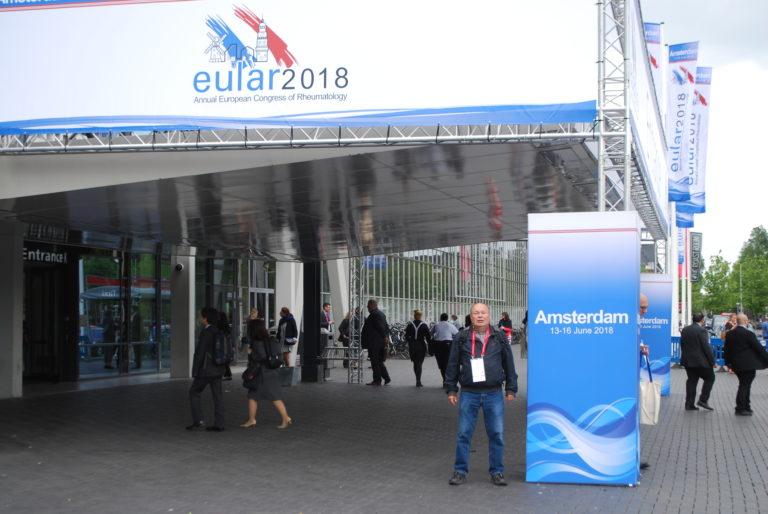 EUALR 2018 i Amsterdam